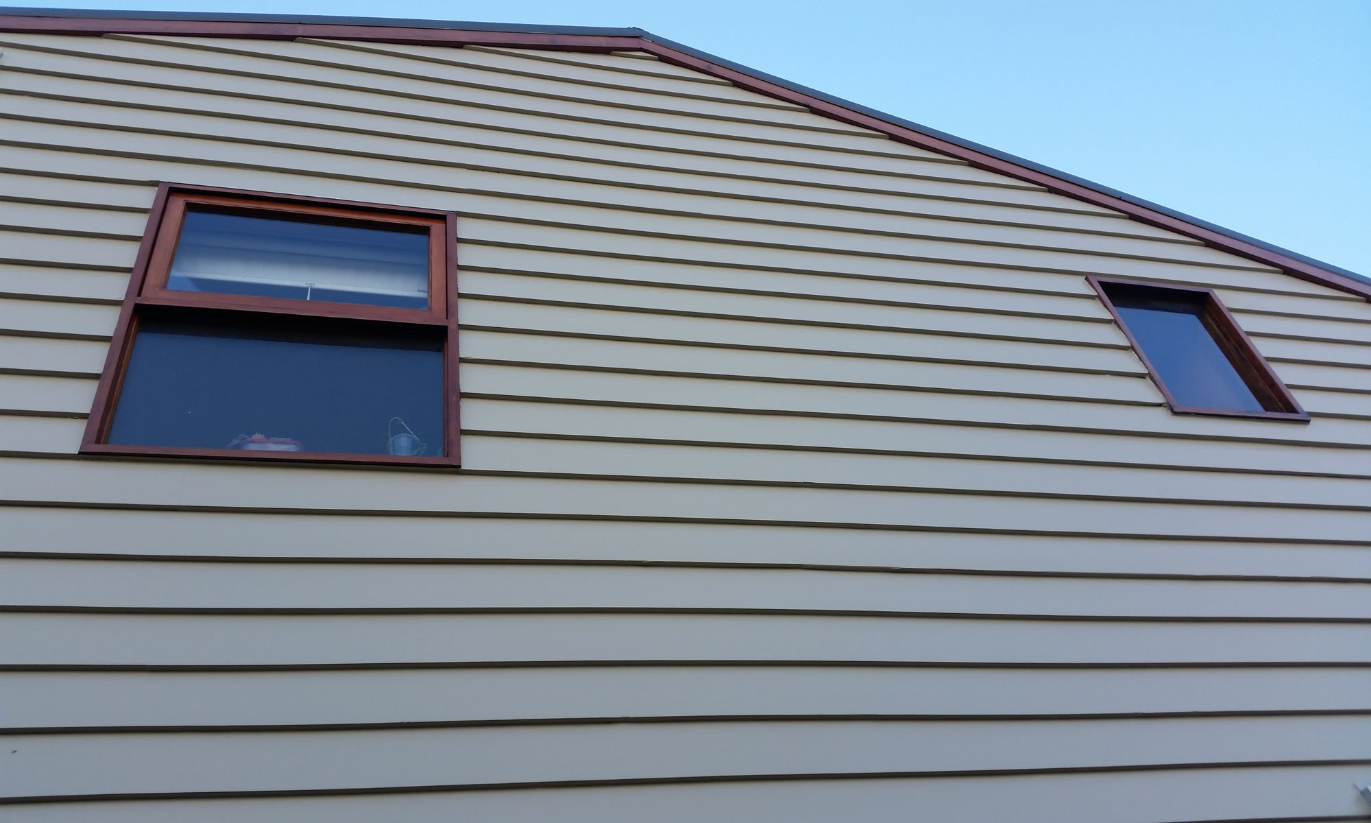 exterior painters weatherboards