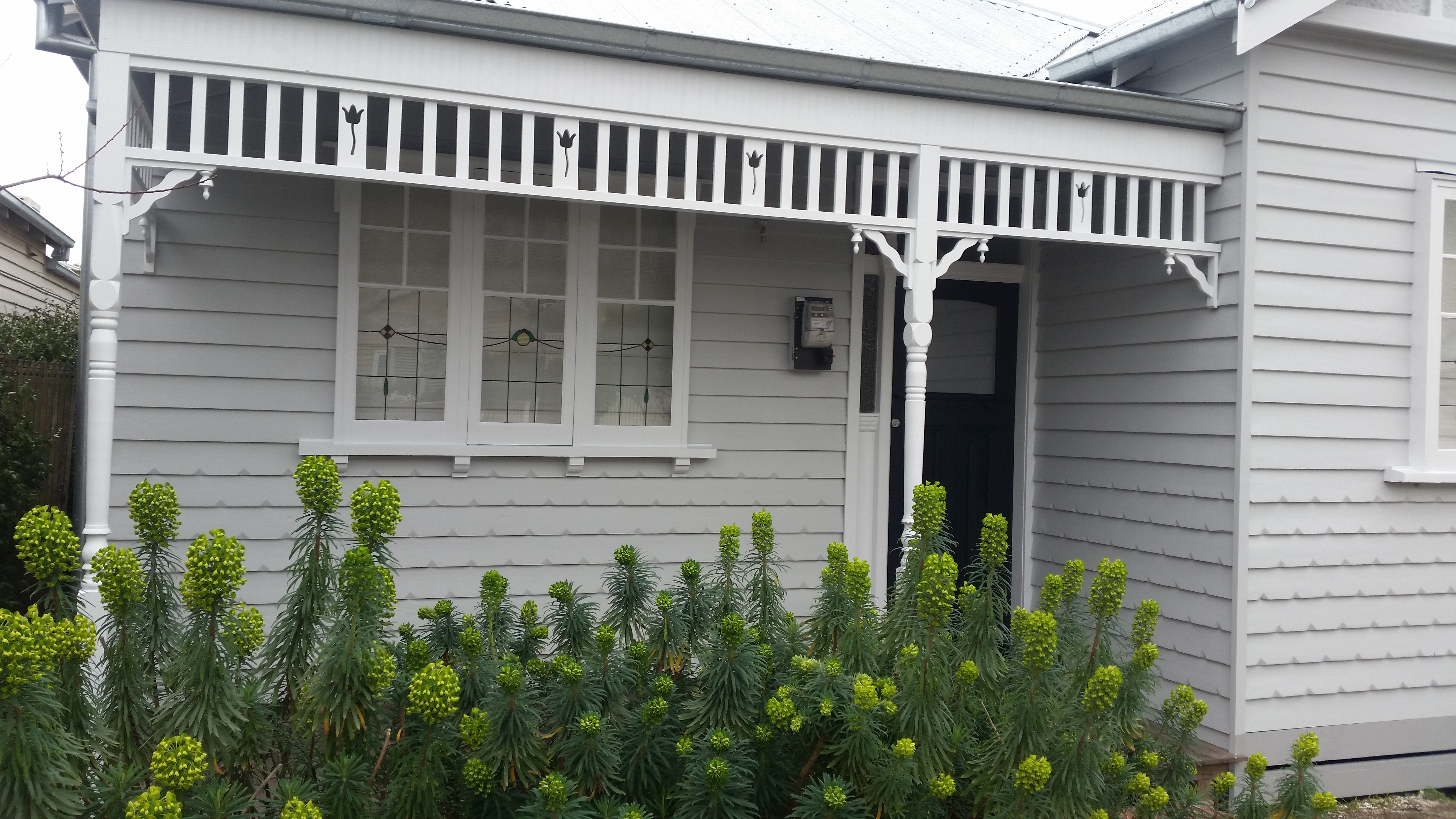 victorian weatherboard house painters