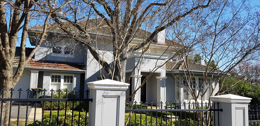 exterior painters kew