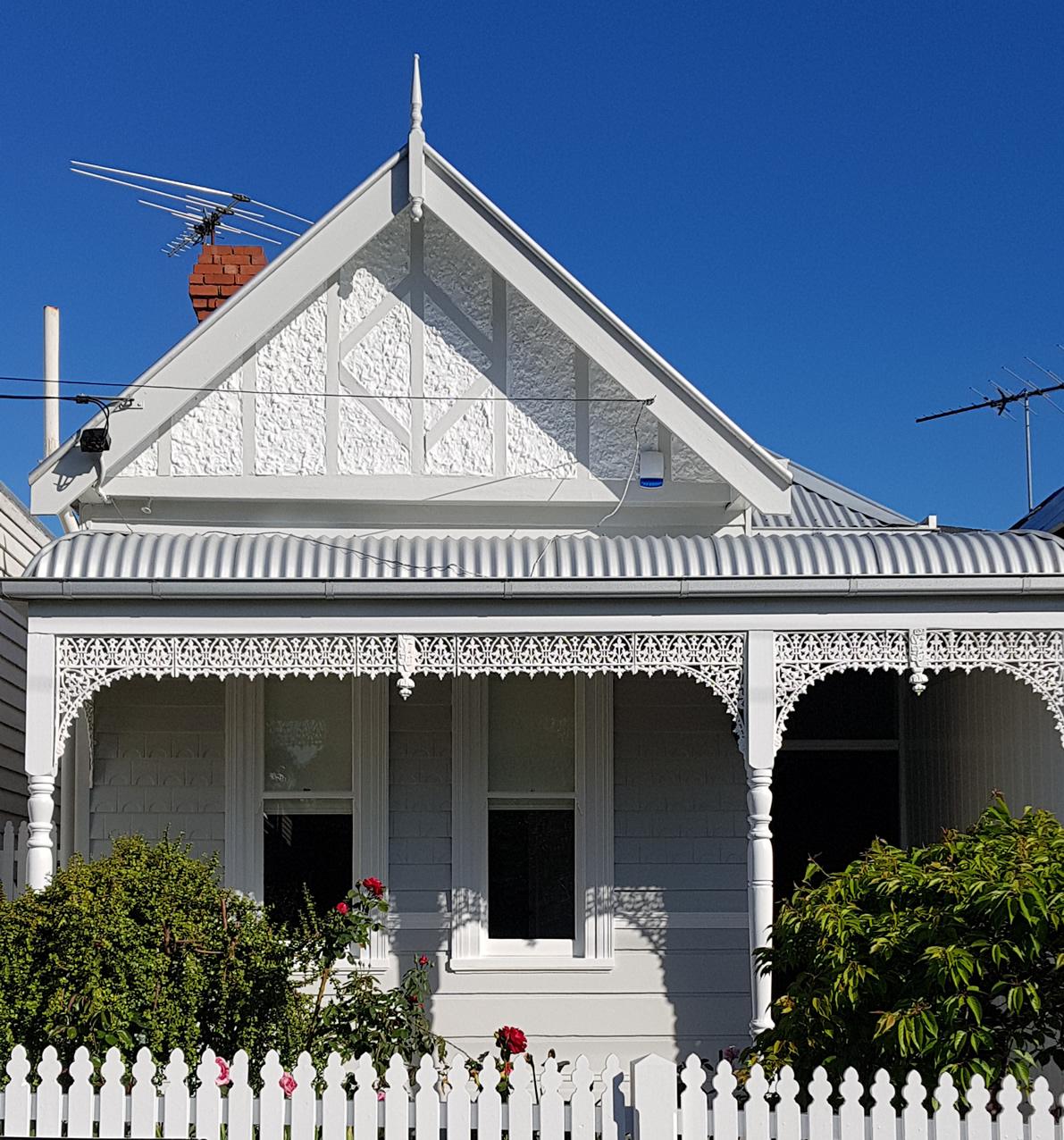 exterior kensington painters