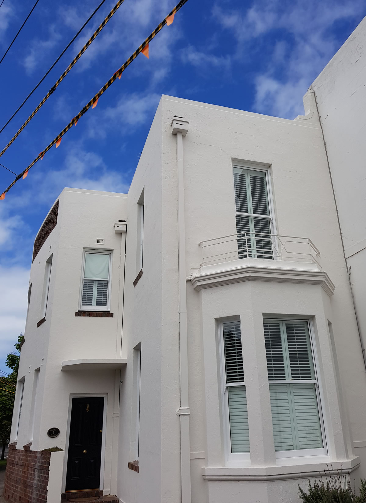 exterior house painters albert park