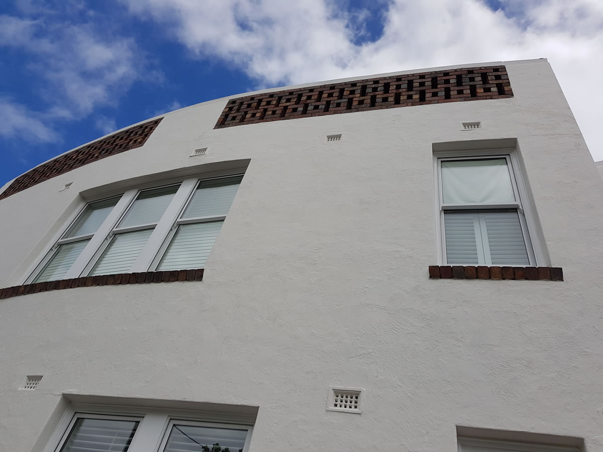 exterior house painting albert park