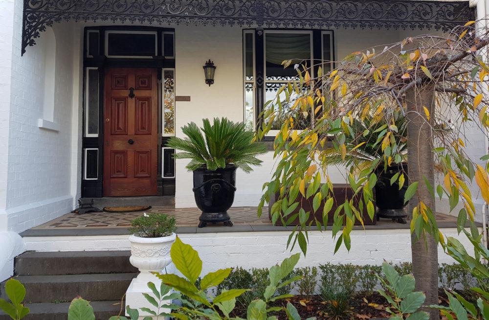 kensington exterior house painting